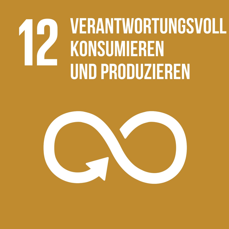 SDG12: Verantwortungsvoll konsumieren und produzieren